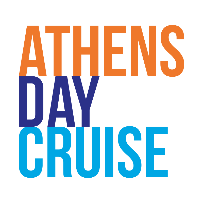 athens day cruise positive rectangular logo